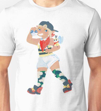 Poke Trainer Sera & Ribombee  Unisex T-Shirt