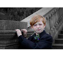 Little Scot Photographic Print