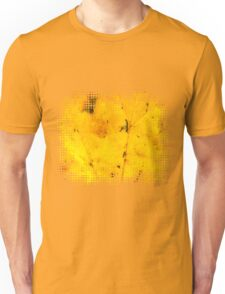 Fall maple leaf texture 2 Unisex T-Shirt