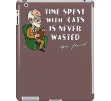 Sigmund Freud - Analyze Me iPad Case/Skin