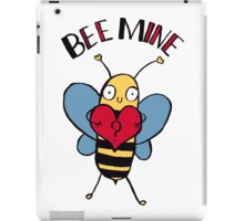 Bee Mine? iPad Case/Skin