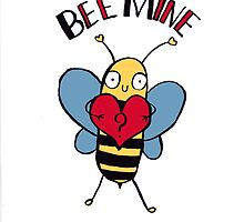 Bee Mine? by lucylittler