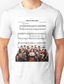 King of New York - Newsies Unisex T-Shirt