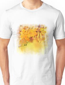 Fall maple leaves 2 Unisex T-Shirt