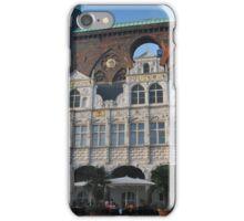 Lübeck - Marktplatz [2] iPhone Case/Skin
