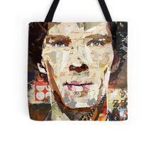 Ephemera I: Sherlock Holmes Tote Bag