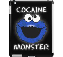 Cocaine Monster iPad Case/Skin