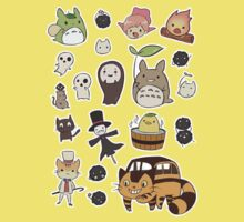 studio ghibli Kids Clothes