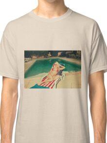 American Blonde Beauty 9048 Classic T-Shirt