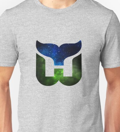 Space Whalers Unisex T-Shirt