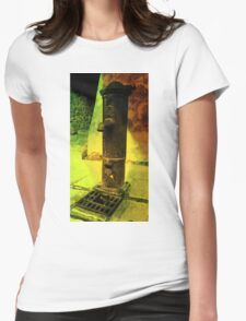 Fountain Womens Fitted T-Shirt