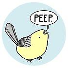 Little Peep  by boneyjones