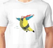 Fatman White Unisex T-Shirt