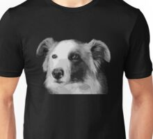 Pip the Border Collie Unisex T-Shirt