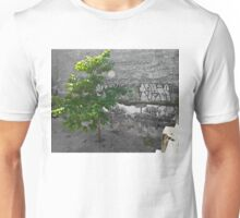 From the Cracks of Ruin - Photograph Unisex T-Shirt