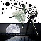 Moon dance 3 by Susan Ringler