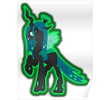 Charged Chrysalis Poster