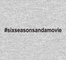 #sixseasonsandamovie - Community One Piece - Long Sleeve