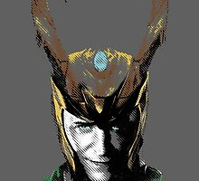 God of Mischief by RosettaP