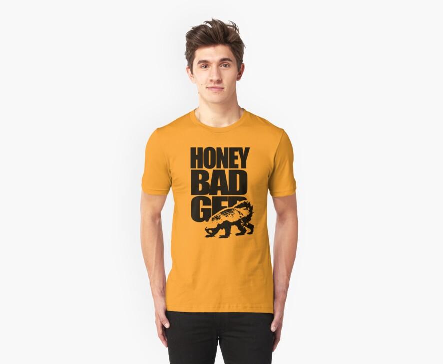 Honey Badger by jezkemp