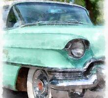 Classic Caddy by Edward Fielding