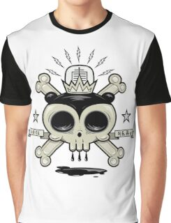 BONE HEADED Graphic T-Shirt