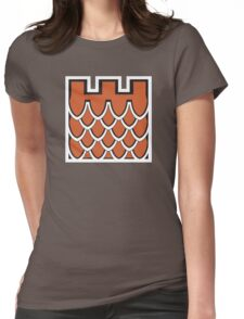 Castle Operator Icon Womens Fitted T-Shirt