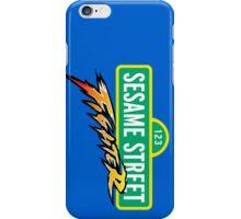 Sesame Street Fighter iPhone Case/Skin