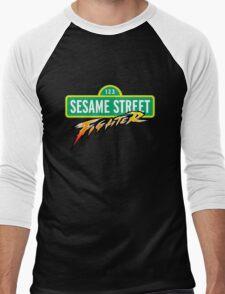 Sesame Street Fighter T-Shirt
