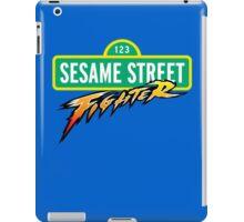 Sesame Street Fighter iPad Case/Skin