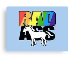 Radass Unicorn Canvas Print