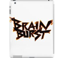 Brain Burst iPad Case/Skin