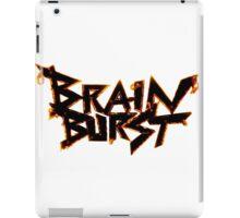 Brain Burst iPad Case/Skin