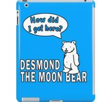 Desmond the Moon Bear iPad Case/Skin