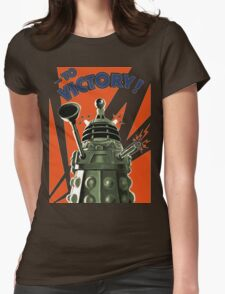 Dalek Victory Womens Fitted T-Shirt