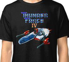 Thunder Force IV (Mega Drive Title Screen) Classic T-Shirt