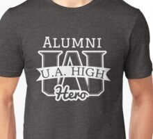 UA High HERO Alumni - White Unisex T-Shirt