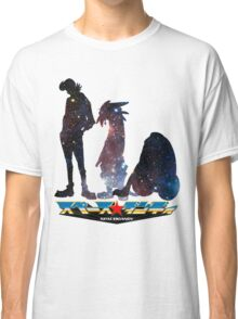 Space Dandy and His Brave Space Crew Classic T-Shirt
