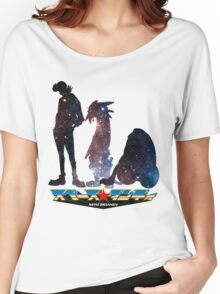 Space Dandy and His Brave Space Crew Women's Relaxed Fit T-Shirt