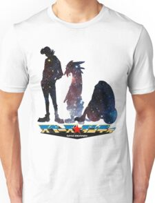 Space Dandy and His Brave Space Crew Unisex T-Shirt