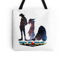 Space Dandy and His Brave Space Crew Tote Bag
