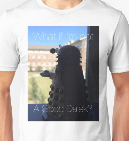 Doctor Who Dalek - Good Dalek Unisex T-Shirt