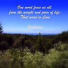 That Word is Love by Charmiene Maxwell-batten