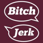Supernatural - Bitch, Jerk by Frans Hoorn