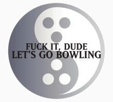 Let's Go Bowling by Sophie Kirschner