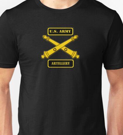 Army Artillery T-Shirt Unisex T-Shirt