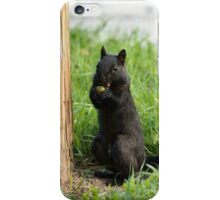 Why are you following me?  iPhone Case/Skin