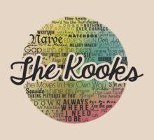 The Kooks (Ver. 01) - Songs T-Shirt