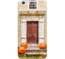 Fall Harvest iPhone Case/Skin
