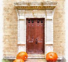 Fall Harvest by Edward Fielding